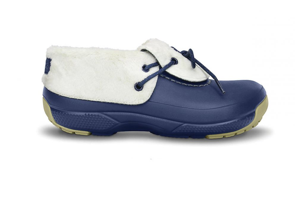 PHOTO: Blitzen convertibles, a winter shoe by Crocs, are available online.