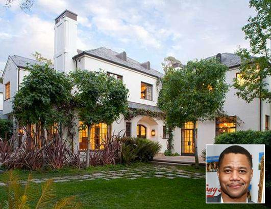 Cuba Gooding, Jr. Lists L.A. Home