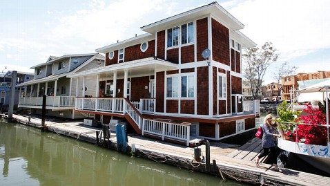 ht docktown marina1 wm ml 130611 wblog Docktowns Floating Homes in Calif. in Limbo