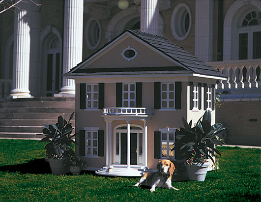 Luxury Doghouses