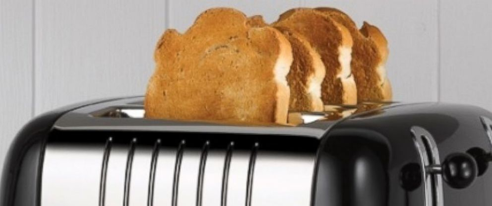 PHOTO: Pocket-Lint.com reports that U.K. manufacturer Dualit has produced a set of sensors and algorithms that will allow some of their new toaster models to make the perfect toast.