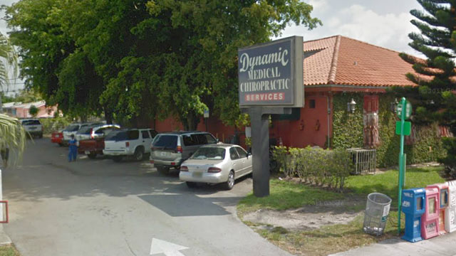 PHOTO: Dynamic Medical Services in Miami, Fla. has been accused of forcing their employees to take instruction in Scientology.
