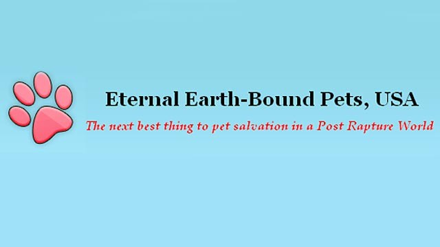 PHOTO: Eternal Earthbound Pets