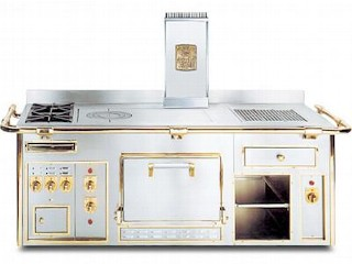 Photos: $100,000 Kitchen Range for Sale