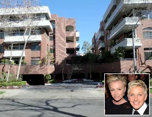 Ellen and Portia List Home