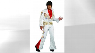 PHOTO: A replica Elvis costume for Halloween is selling for $1,105 on Amazon.com.