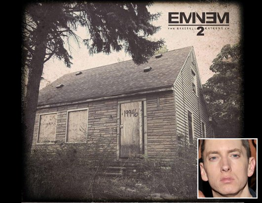 Eminem's Childhood Home Up for Auction