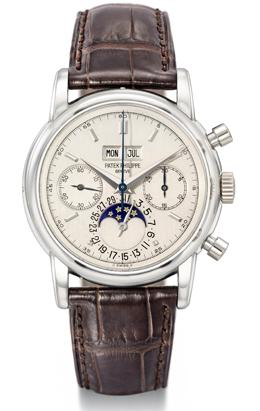 Eric Clapton's Patek Philippe Ref. 2499 Watch