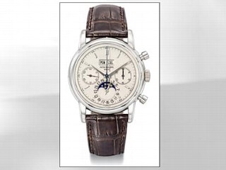 Photos: Clapton's $4.3M Watch Auctioned