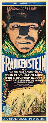 'Frankenstein' Poster May Fetch $100k at Auction