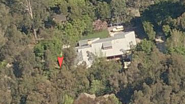 PHOTO: George Clooney's Studio City home