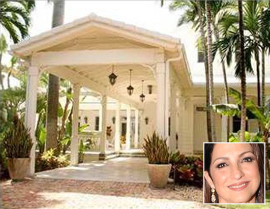 Rent Gloria Estefan's Guesthouse for $30k a Month