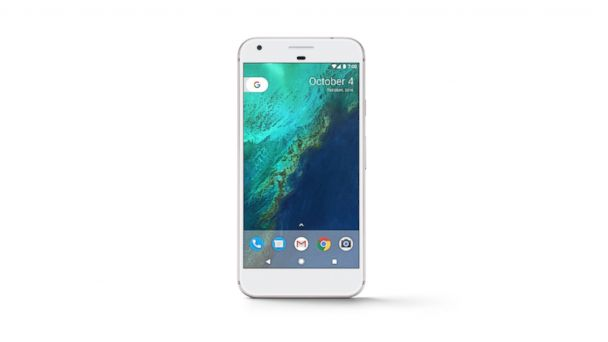 PHOTO: Google announced the release of their first phone, the