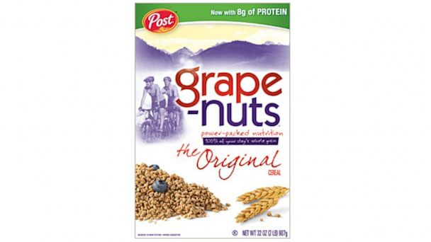 PHOTO: Post Grape-Nuts The Original