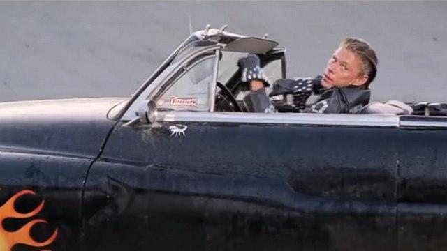 Grease Car Race Grease Movie Car Race