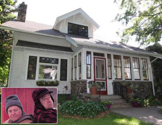 'Grumpy Old Men' House For Sale