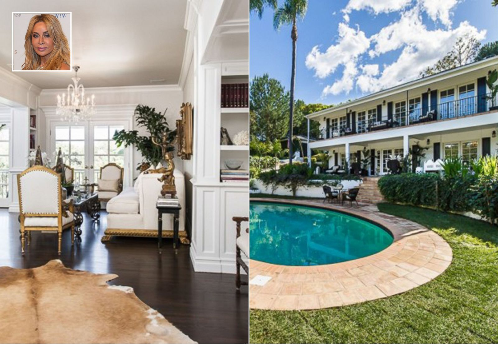 Interior Designer Faye Resnick Sells Home Picture In