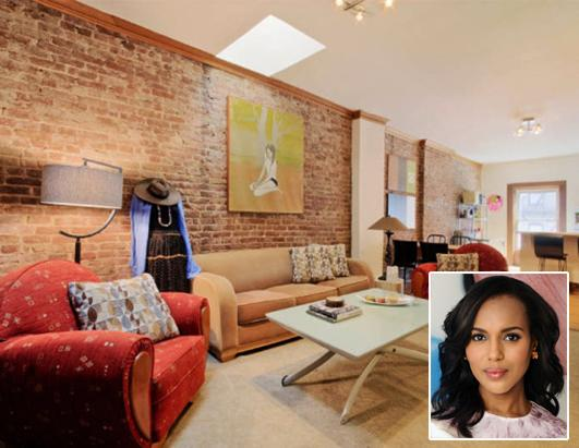 """Scandal"" Star Sells Home in Harlem"
