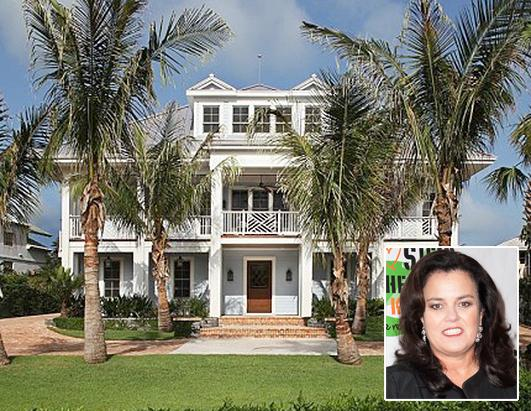 Rosie O'Donnell Buys Florida Home