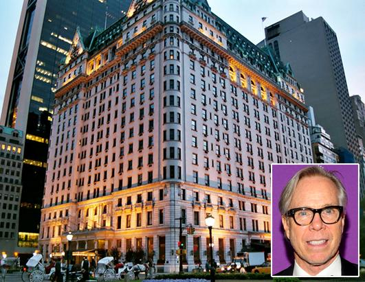 Tommy Hilfiger Lists Condo