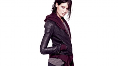 PHOTO: Seen here is the Dragon Tattoo clothing line featured at H&M retail stores