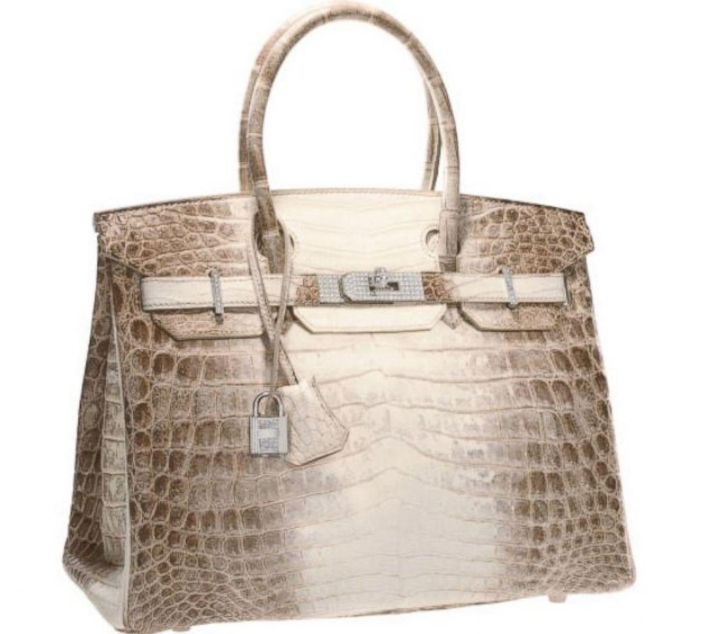 hermes birkin replica bag - Herm��s Diamond Himalayan Birkin Bag Sells For $185,000 Picture ...