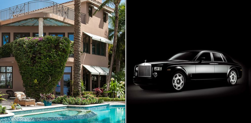 PHOTO: This seven-bedroom home in Boca, Raton, Fla., is listed for $13 million and includes a Rolls Royce in the price.
