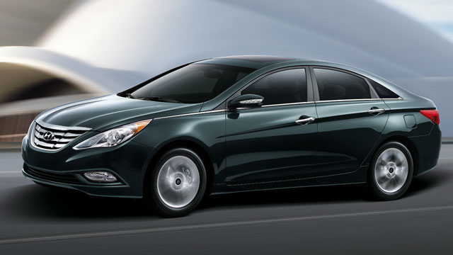 PHOTO: 2012 Hyundai Sonata