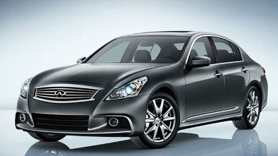 PHOTO: 2012 Infiniti G