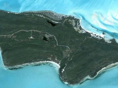 PHOTO: Innocence Island in the Bahamas is available for auction through Concierge auction house.
