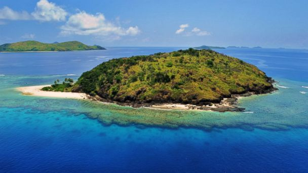 PHOTO: Yadua Island in the Philippines is for sale.