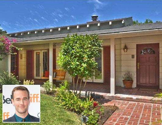 James Van Der Beek Lists North Hollywood Home for Sale