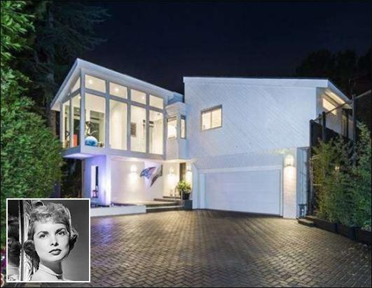 Janet Leigh's Elegant Former Home On Sale