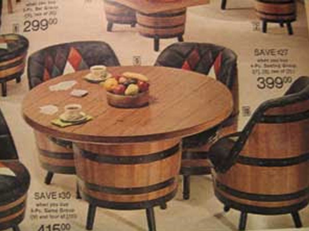 PHOTO A Dining Room Set Is Pictured In JCPenneys 1977 Catalog JCPenney