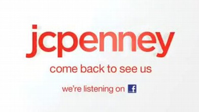 PHOTO: JCPenney has started an ad campaign, seen here in this video grab from a YouTube clip posted by the company on April 30, 2013, to apologize about recent changes that the company made, and to ask customers back.