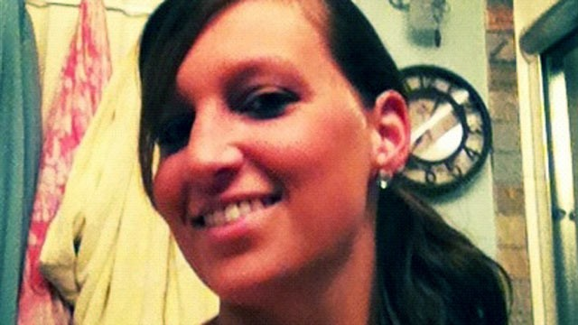 PHOTO:  Jennifer Ann of Vernon Hills, Ill. is petitioning Target against its early 9 P.M. store opening on Thanksgiving.