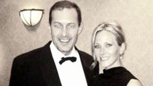 PHOTO: Craig Fischer and his former fiancée, Nichole L. Johnson are seen in this undated file photo.