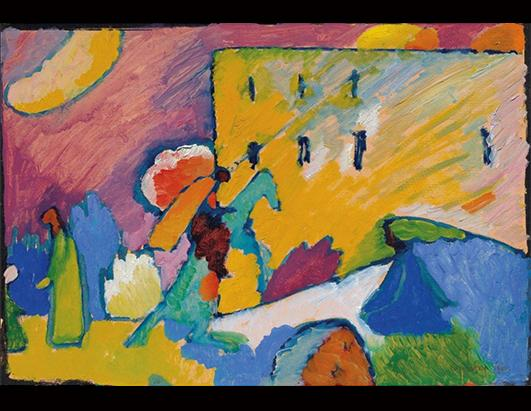 Kandinsky Painting Sold for $21 Million