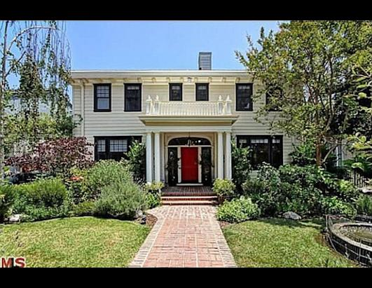Katherine Heigl Sells L.A. Home