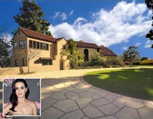 Katy Perry's home gets a price cut