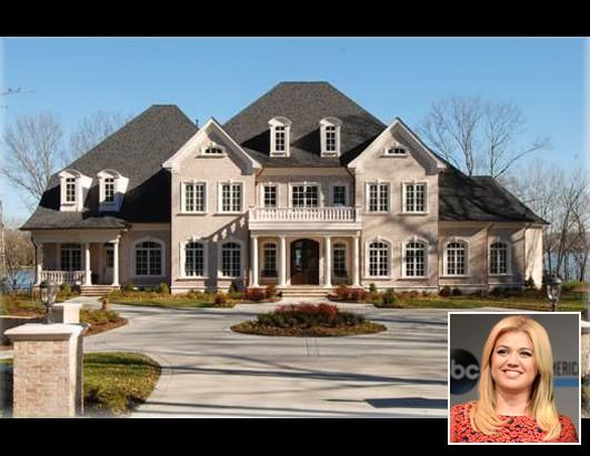 Kelly Clarkson's New Home in Tennessee