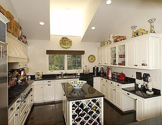 Celebrity Kitchens Picture Celebrity Kitchens Photos