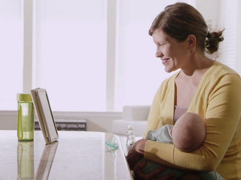 PHOTO: In partnership with UpSpring Baby, Doctor on Demand offers video visits with board-certified lactation consultants.