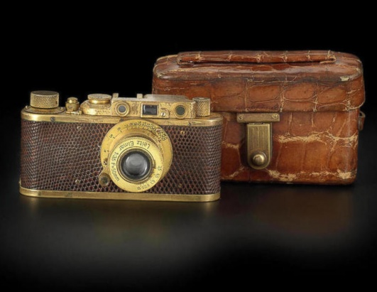 Rare Leica Camera Auctioned for $620K