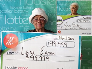 91-Year-Old Wins Lottery Twice in Two Months