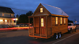 PHOTO Tumbleweed tiny house company sells this 117 square foot home