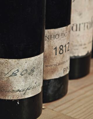 Christie's Napoleonic-Era Wine Auctioned
