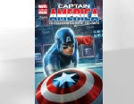 PHOTO: Kiehls has partnered with Marvel Custom Solutions and enlisted Captain America for a limited edition comic book.
