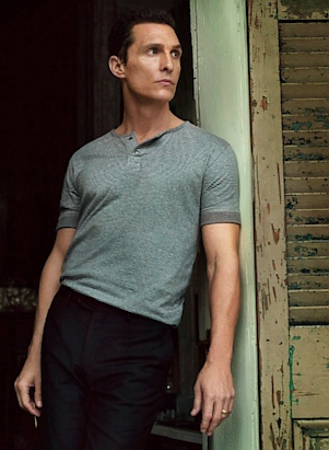 Matthew McConaughey Launches Clothing Line