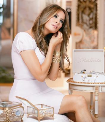 Melania Trump's Jewelry Collection